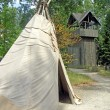 Stock Photo: Teepee