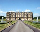 величественный дом — Стоковое фото