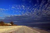 Cielo y las nubes impresionantes — Foto de Stock