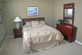 Master Bedroom — Stock Photo