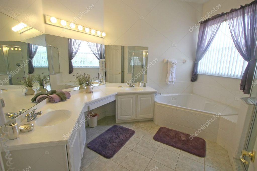 ванная комната дизайн фото частный дом