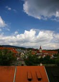 View of Cesky Krumlov, Czech Republic — Stock Photo