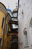 Novospasskiy monastery, Moscow — Stock Photo