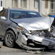 Stock Photo: Car crash