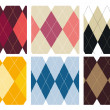 Royalty-Free Stock Vectorielle: Knit pattern