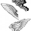 Royalty-Free Stock Vector Image: Vector wings