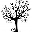 Royalty-Free Stock Vector Image: Ornamental tree