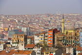 Panorama of Istanbul — Stock Photo