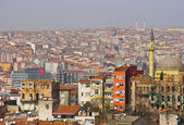 View of Istanbul, Turkey — Stock Photo
