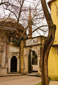 Old mosque of Istanbul, Turkey — Stock Photo