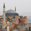 View of Hagia Sofia Mosque (Pink Mosque) — Stock Photo