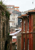 View of old region of Istanbul, Turkey — Stock Photo