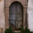 Stock Photo: Old door in Istanbul, Turkey