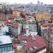 Galata region of Istanbul — Stock Photo