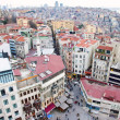 Stock Photo: Galatregion of Istanbul