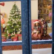 Chrismas window — Stock Photo #1337314