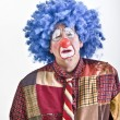 Sad clown — Stock Photo #1337680