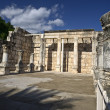 Stock Photo: Synagogue Capernaum