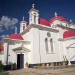 Greek Orthodox Church Capernaum — Stock Photo