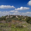 Stock Photo: Jewish Village in Galilee Israel