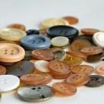 los botones de — Foto de Stock