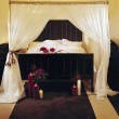 Royalty-Free Stock Photo: Romantic bedroom