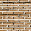 Red bricks wall — Stock Photo