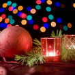 Christmas still life — Stock Photo #1412965