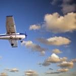 Small airplane — Stock Photo
