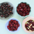Foto Stock: Dry cranberries