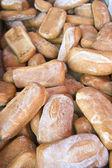 Pile of buns — Stock Photo