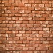 Red bricks wall - Photo
