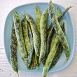Speckled fresh beans — Stock Photo #2222009