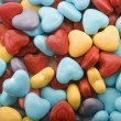 Candies background - Stock Photo