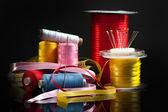 Sewing stuff — Stock Photo