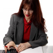 Businesswoman — Foto de stock #2045991