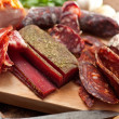 Meat delicacies — Stockfoto