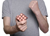 Solved it! — Stock Photo
