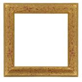孤立装饰框架 — 图库照片