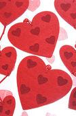 Hearts Symbols — Stock Photo