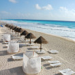 Stock Photo: Beach by Carribesein Cancun