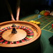Stock Photo: Roulette in casino