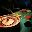 Roulette in casino — Stock Photo #1366804