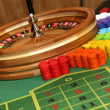 Roulette in casino — Stock Photo #1366812