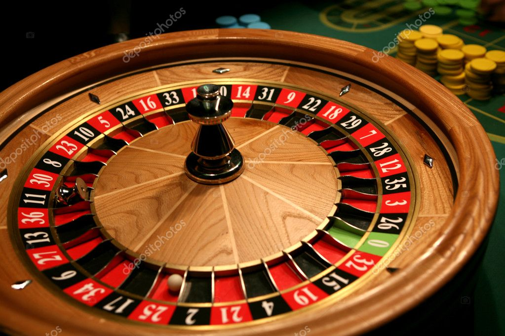 Roulette in casino — Stock Photo #1366757