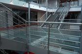 Modern stairs — Stock Photo