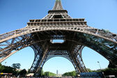 Eifell tower in Paris, France — Stock Photo