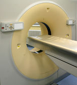 Magnetic resonance imaging scanner — Stock Photo