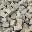 Stone bricks - Stock Photo