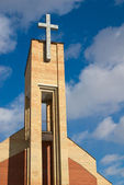 Methodist church — Stock Photo